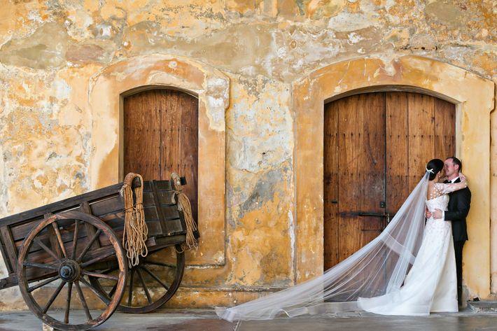Ceremonia- Castillo San Cristóbal.