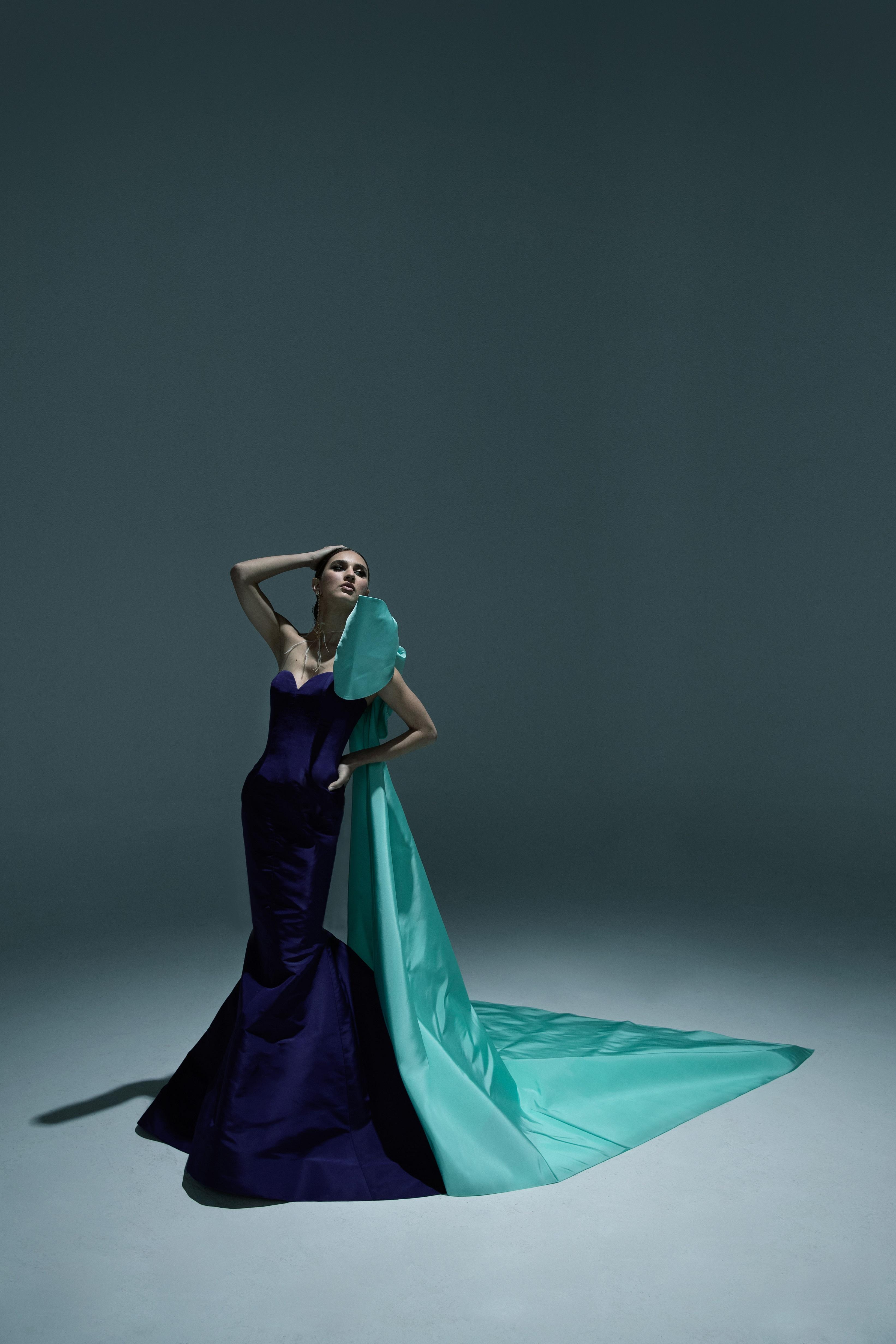 Durante su carrera ha confeccionado y entregado más de 10,000 vestidos. (Foto: Giovan Cordero)