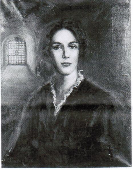 María Mercedes Barbudo (1773-1849): considerada la primera activista política en pro de la independencia de Puerto Rico de España. (Suministrada/ Óleo sobre lienzo creado por Federico Álvarez Dez)