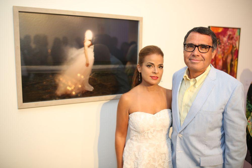 Zulma Acosta y Antonio Ramírez. (Foto: José R. Pérez Centeno)