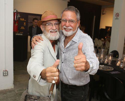Antonio Martorell y Rafael Trelles. (Foto: José R. Pérez Centeno)