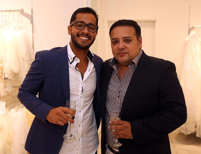Andrés Santiago y Néstor López. Foto: José R. Pérez Centeno.