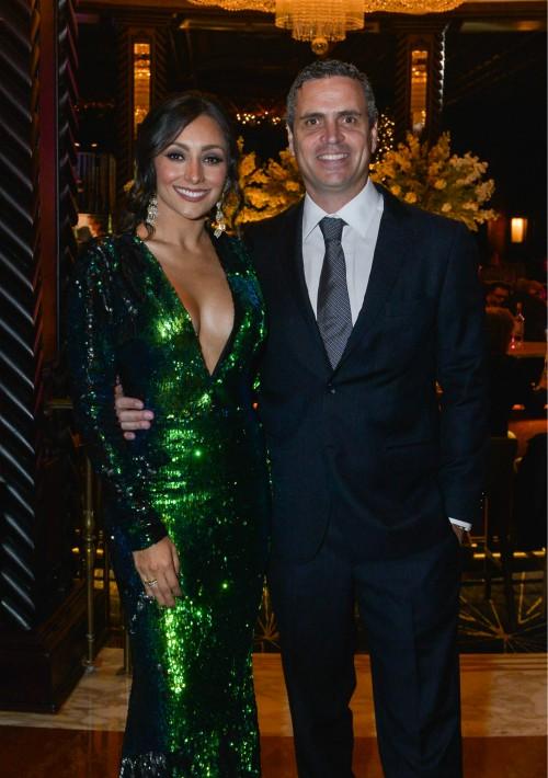 Nicole Chacón y Roberto González. (Suministrada)