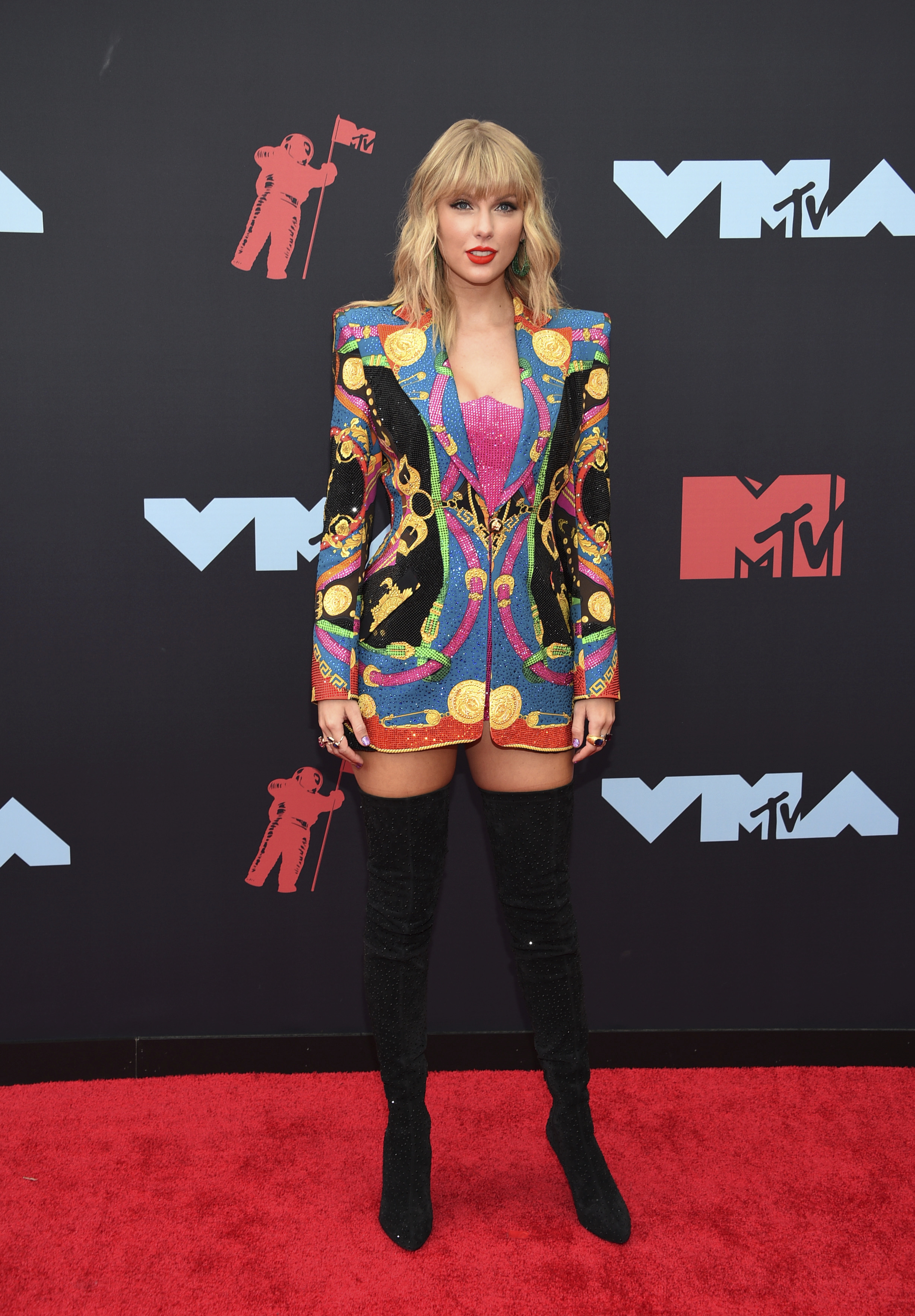 La cantante Taylor Swift (AP)