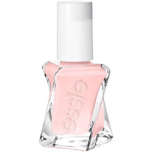 Lace Me up-átese a este rosa brumoso y baila con grandeza y elegancia eterna.