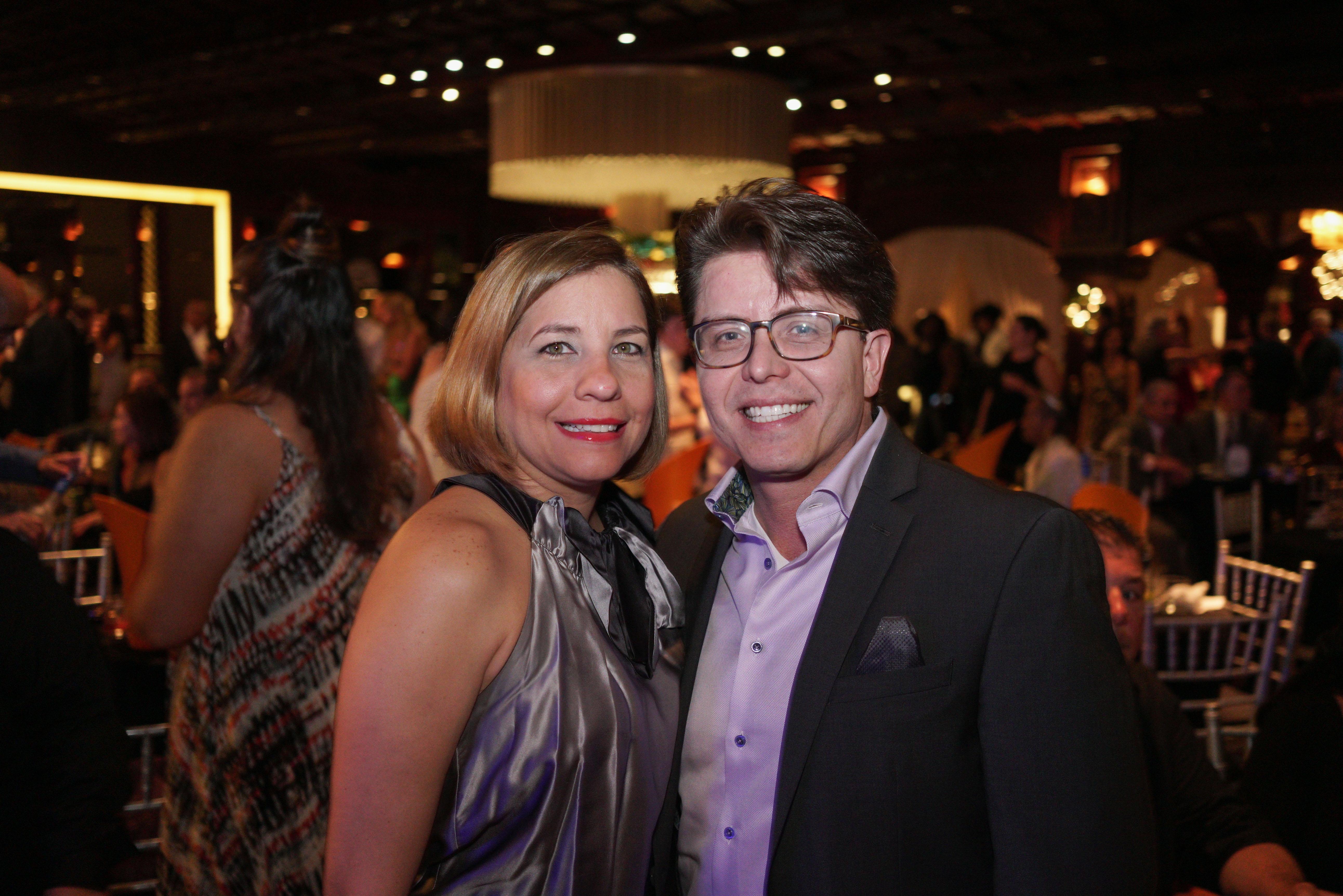 Ivonne Vélez y Edinson Camargo. (Suministrada)