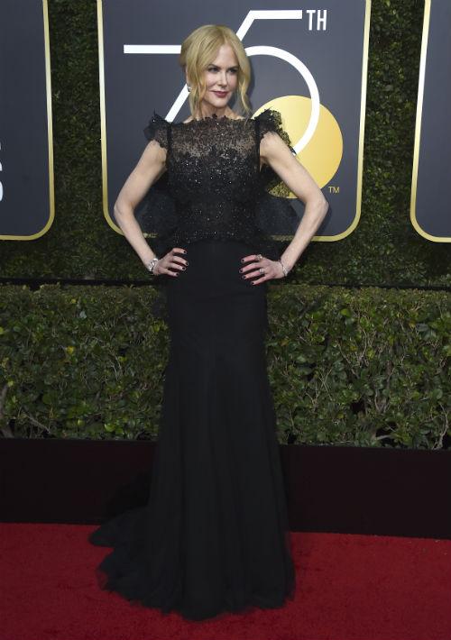 Nicole Kidman (Photo by Jordan Strauss/Invision/AP)
