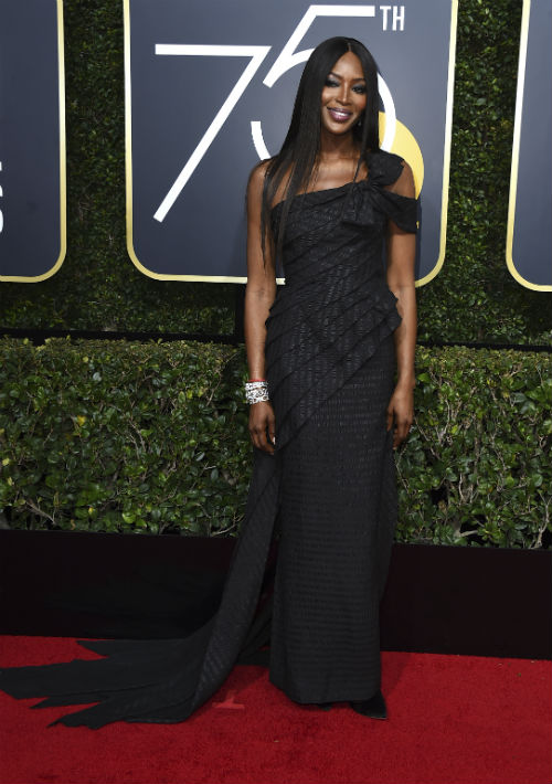 Naomi Campbell (Photo by Jordan Strauss/Invision/AP)