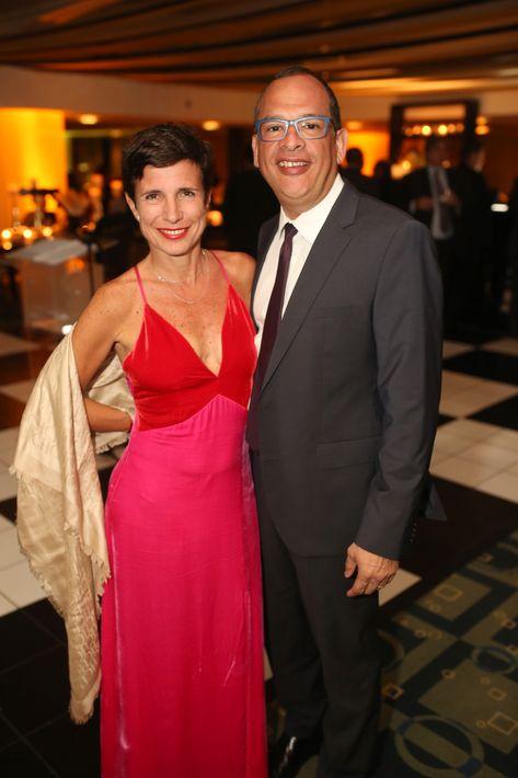 Celia Gonzalez y Manuel Bermúdez. Foto: José R. Pérez Centeno.