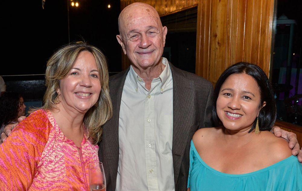 Margie Álvarez, Ismael Morales y Magaly Santiago. (Foto: Enid M. Salgado Mercado)