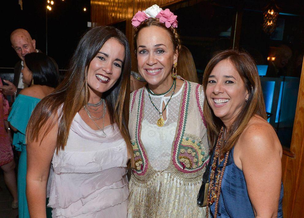 Lissette León, Jane Morales y Mayra Di Cristina. (Foto: Enid M. Salgado Mercado)