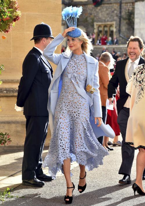 La modelo y actriz, Poppy Delevingne. (AP)