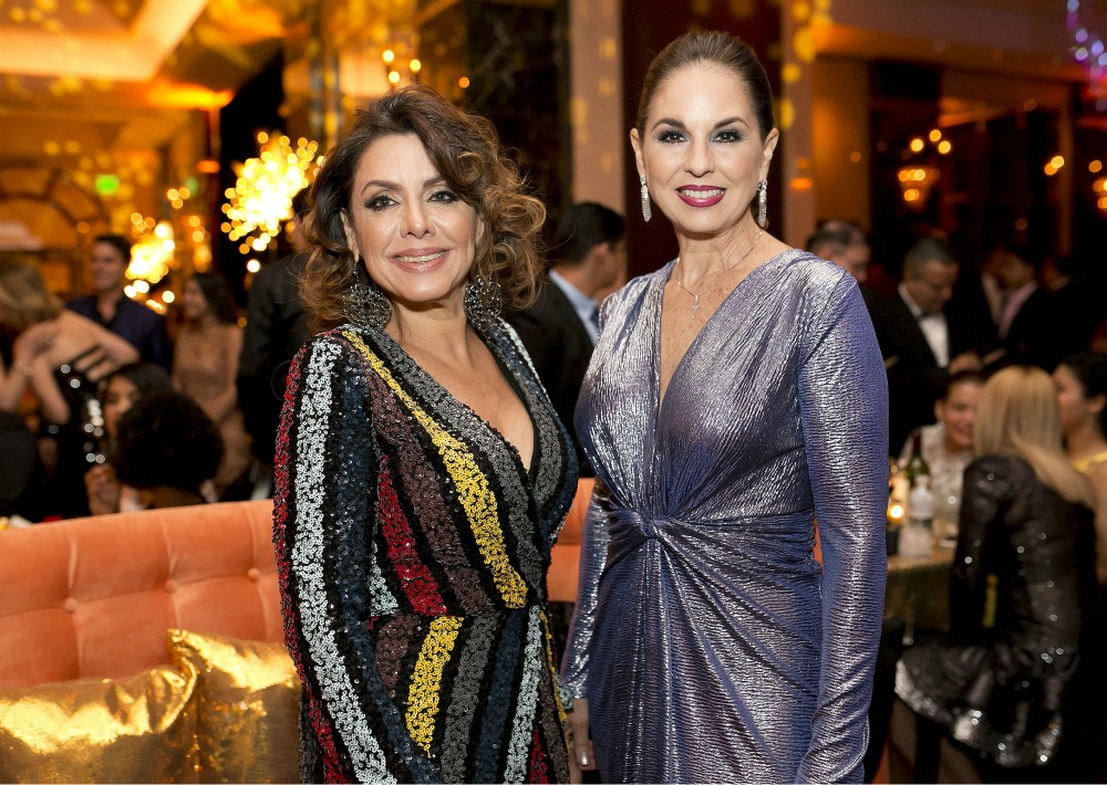 Yolanda Torres y Suncy Castella. (Suministrada)