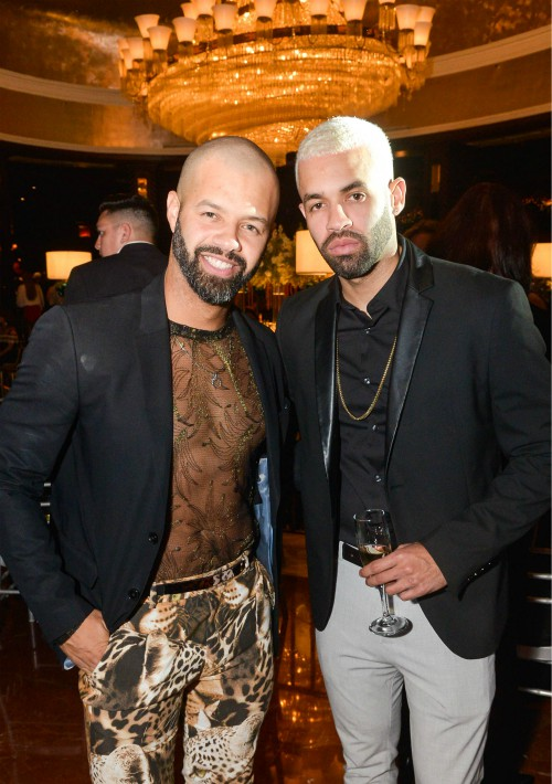 Gilbert y Joshua González. (Suministrada)