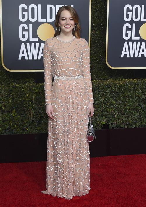 Emma Stone. (Foto: AP)