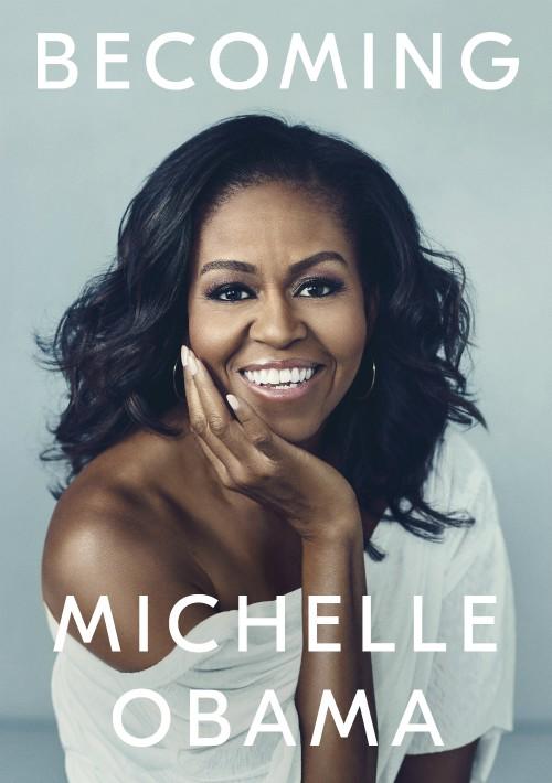 """Según el registro que lleva Amazon, """"Becoming"""", el libro de Michelle Obama, fue uno de los más vendidos de 2018 y se encamina a ser uno de los más vendidos de la última década."""