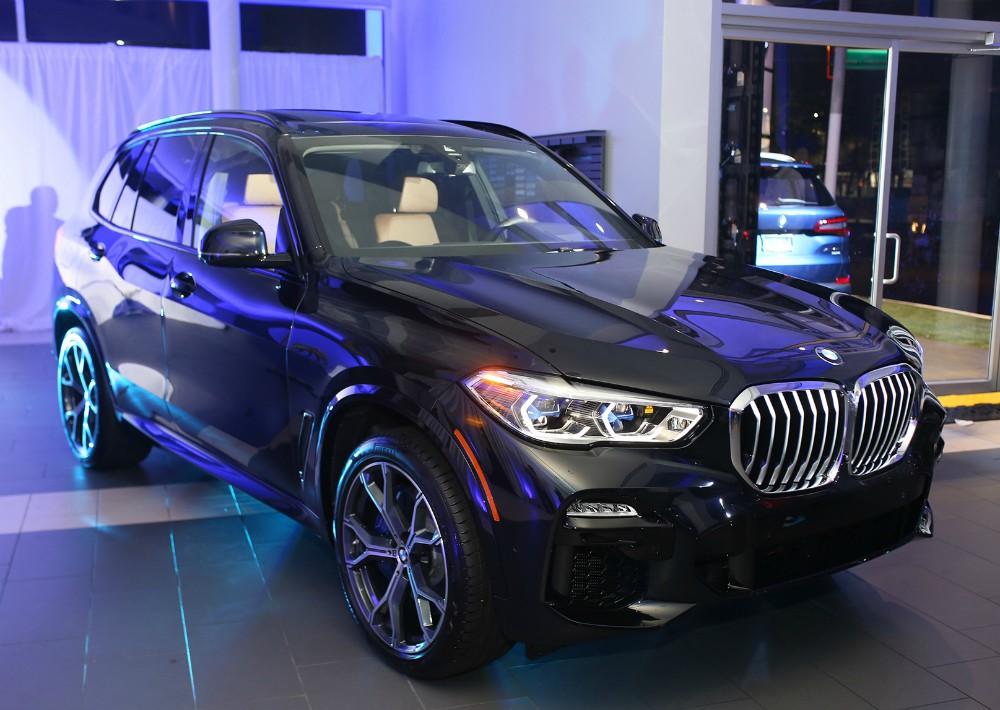 Los nuevos modelos también presentan la estilizada parilla BMW de una sola pieza y faros LED adaptativos con el sistema de BMW Laserlight. (José R. Pérez Centeno)