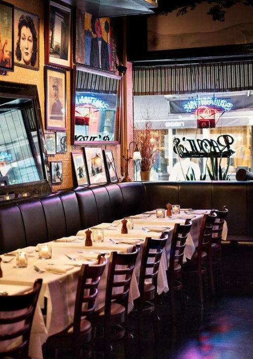 Raoul's. Desde los años 70 este bistro no pasa de moda. Te parecerá que estás en París…, incluyendo el ruido, las mesas estrechas y sobre todo la excelente cocina francesa tradicional. 180 Prince Street, Nueva York. (Foto: Suministrada)