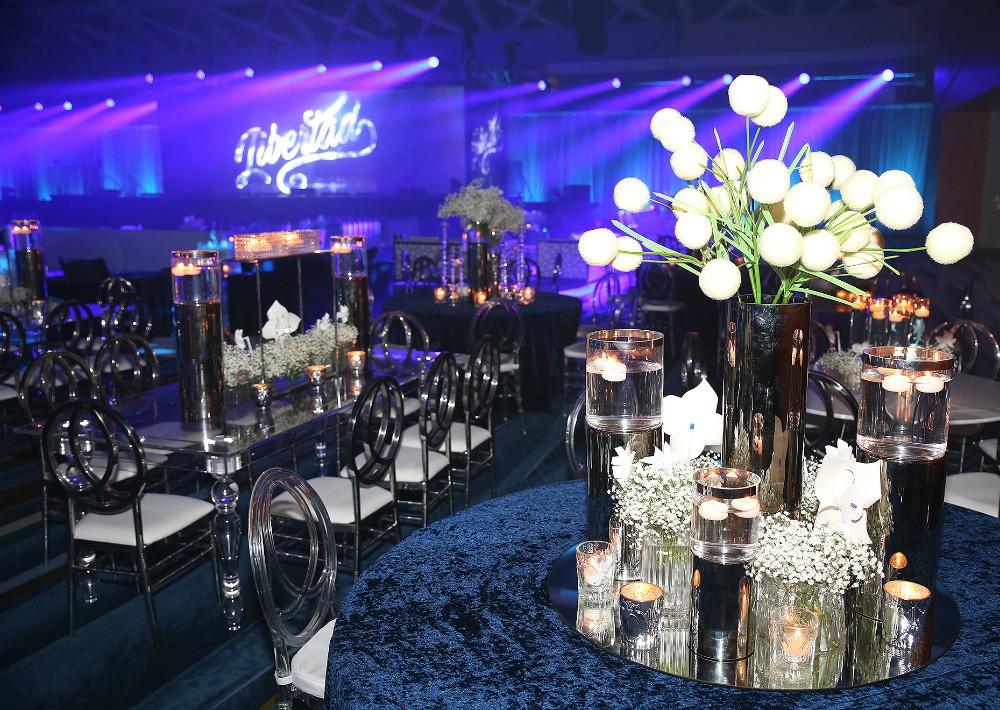 La ambientación de gala estuvo a cargo de Akua Event Desing y The Lounge Furniture Rental. (José Rafael Pérez Centeno)
