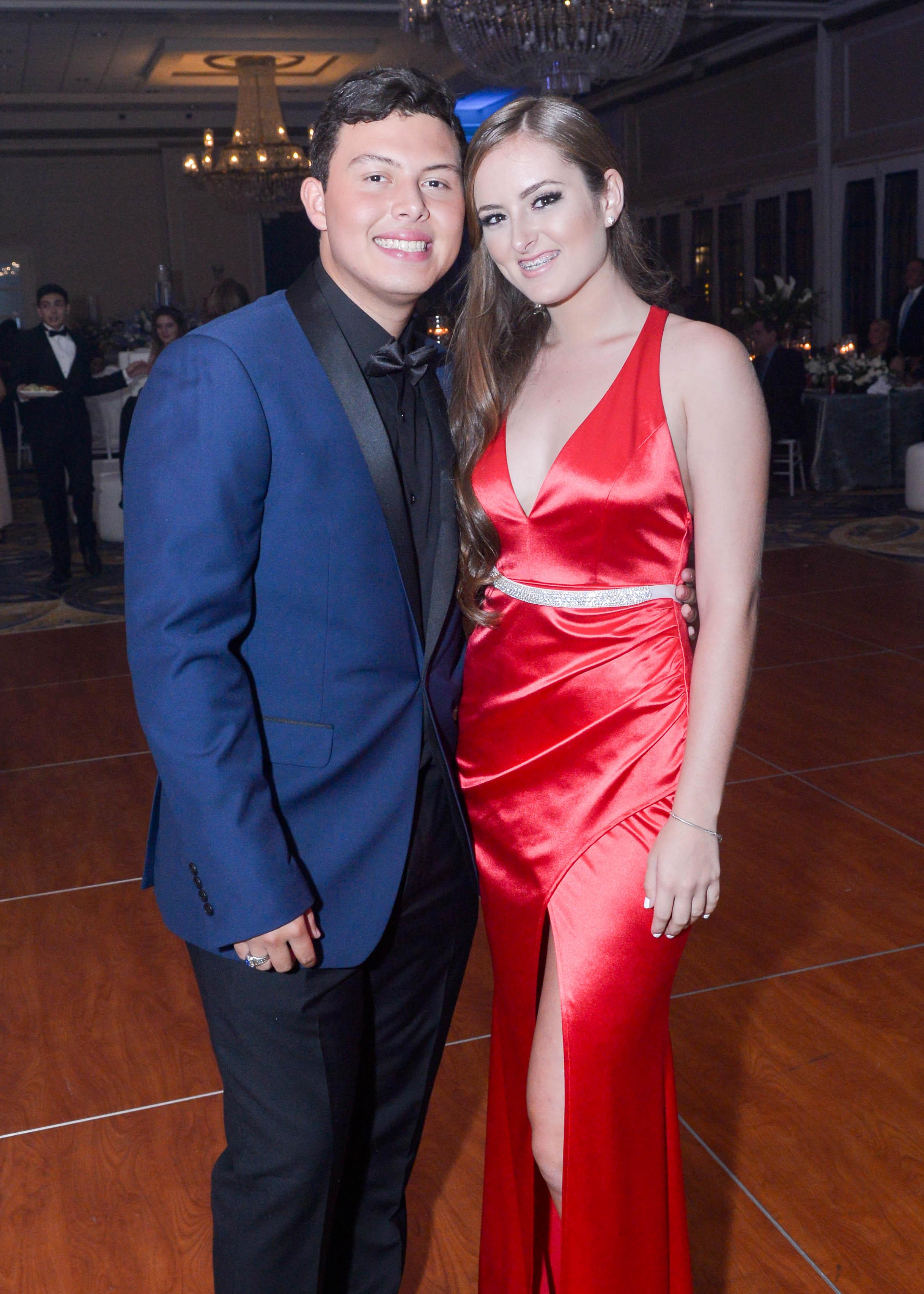 Andrew Ramos y Brianna Girald .Foto Enid M. Salgado Mercado.