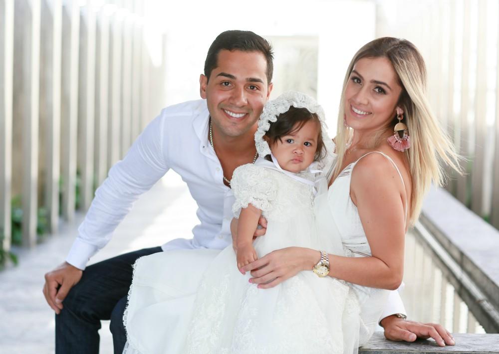 Andrés José es propietario de la compañía Rent Event. (Suministrada)
