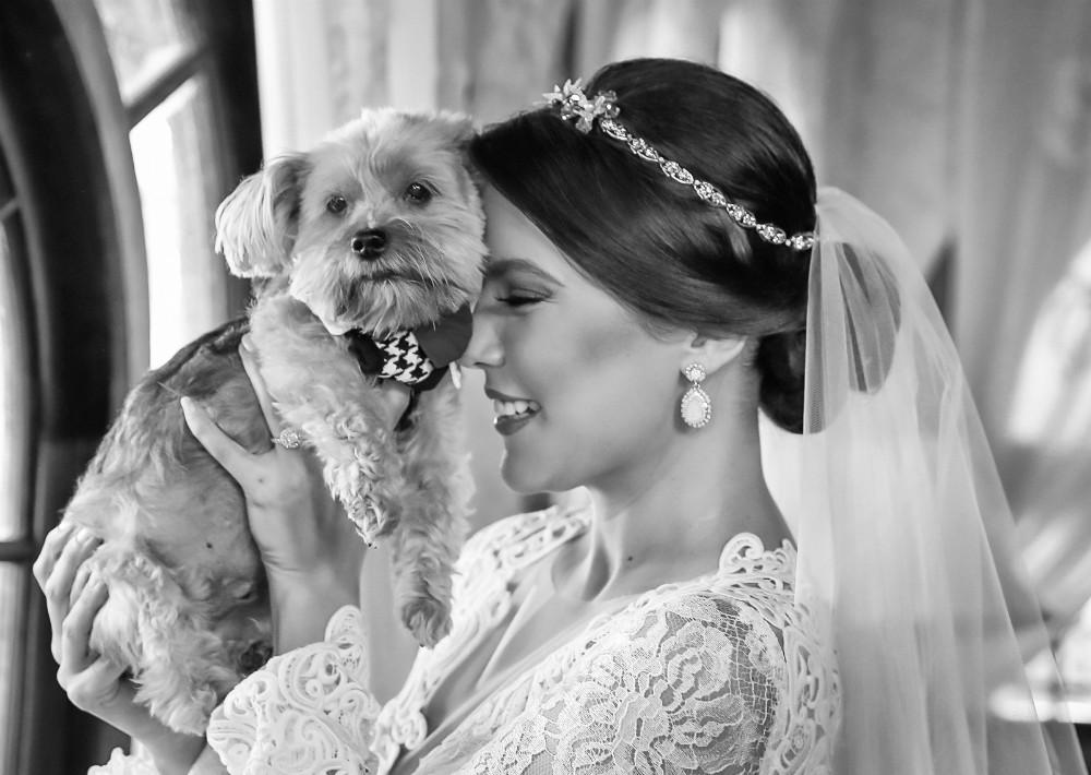 Vestido de la novia: D' Royal Bride.