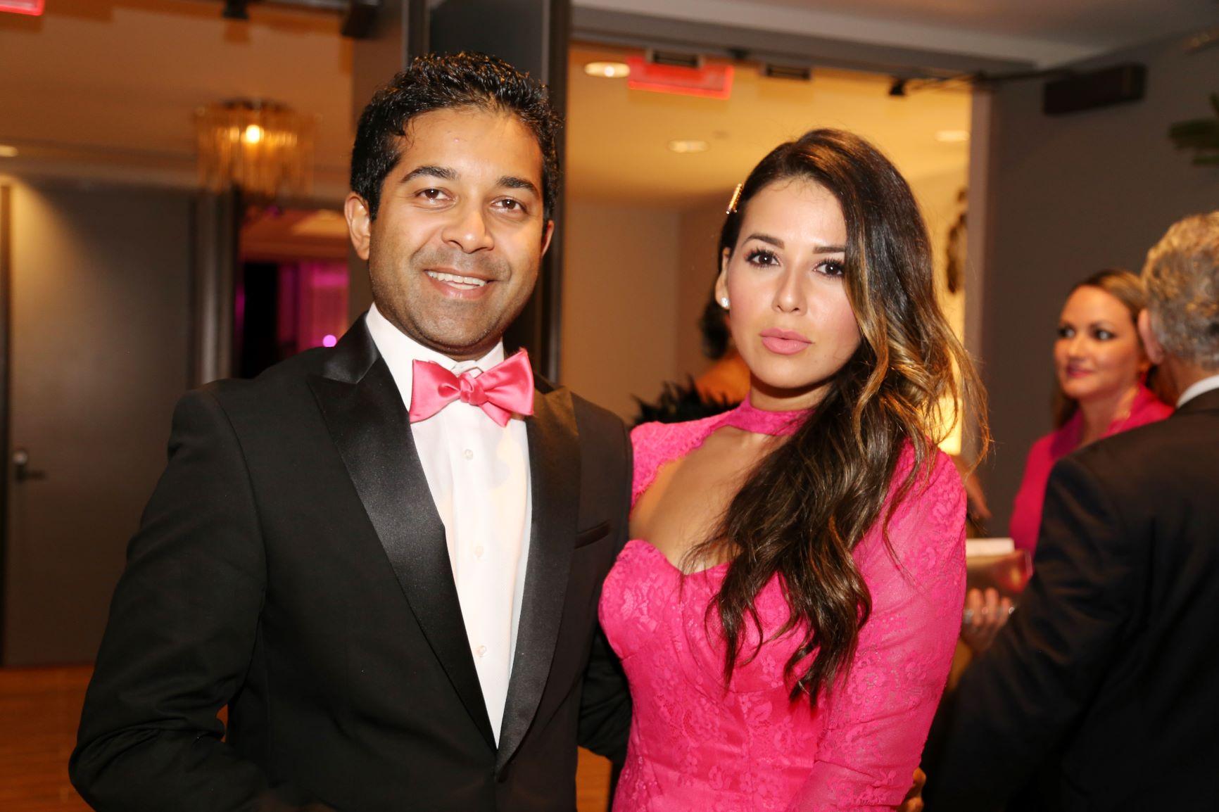 Fahad Ghaffar y Glendaliz Acevedo (Nichole Saldarriaga)