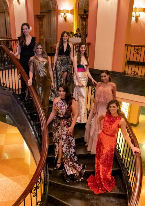 La Gala Herencia Hecho en Puerto Rico se celebró en el salón El Patio del Fauno, del Condado Vanderbilt Hotel. (Ricky Reyes/ Especial para Magacín)