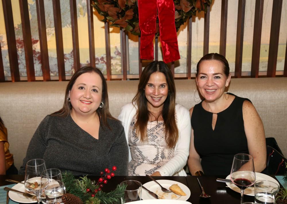 Alexandra Caraballo, Melissa Burgos y Belkys Mata. (Nichole Saldarriaga)