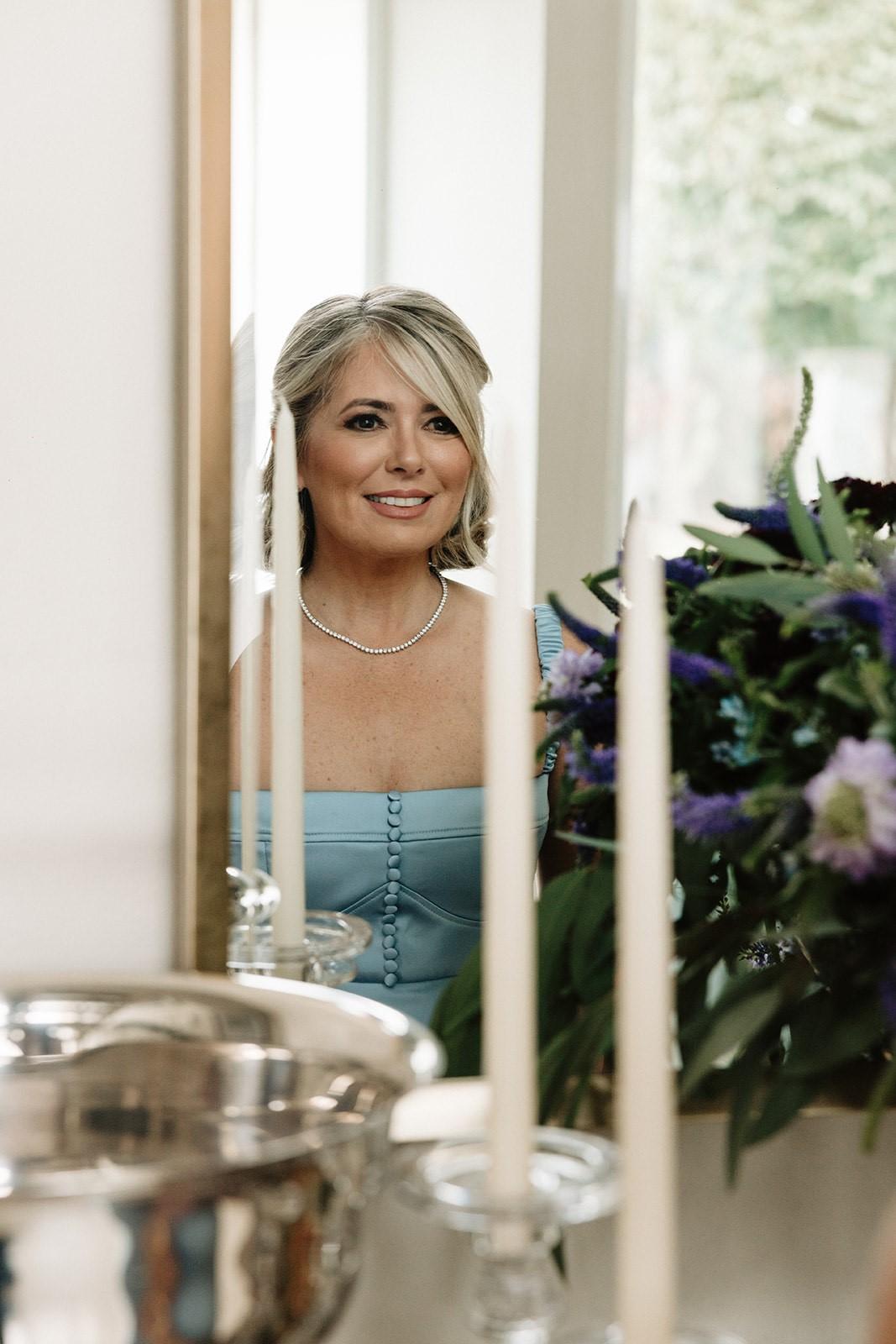 Arreglo de la novia: Ingrid Rivera (Phosphilic)