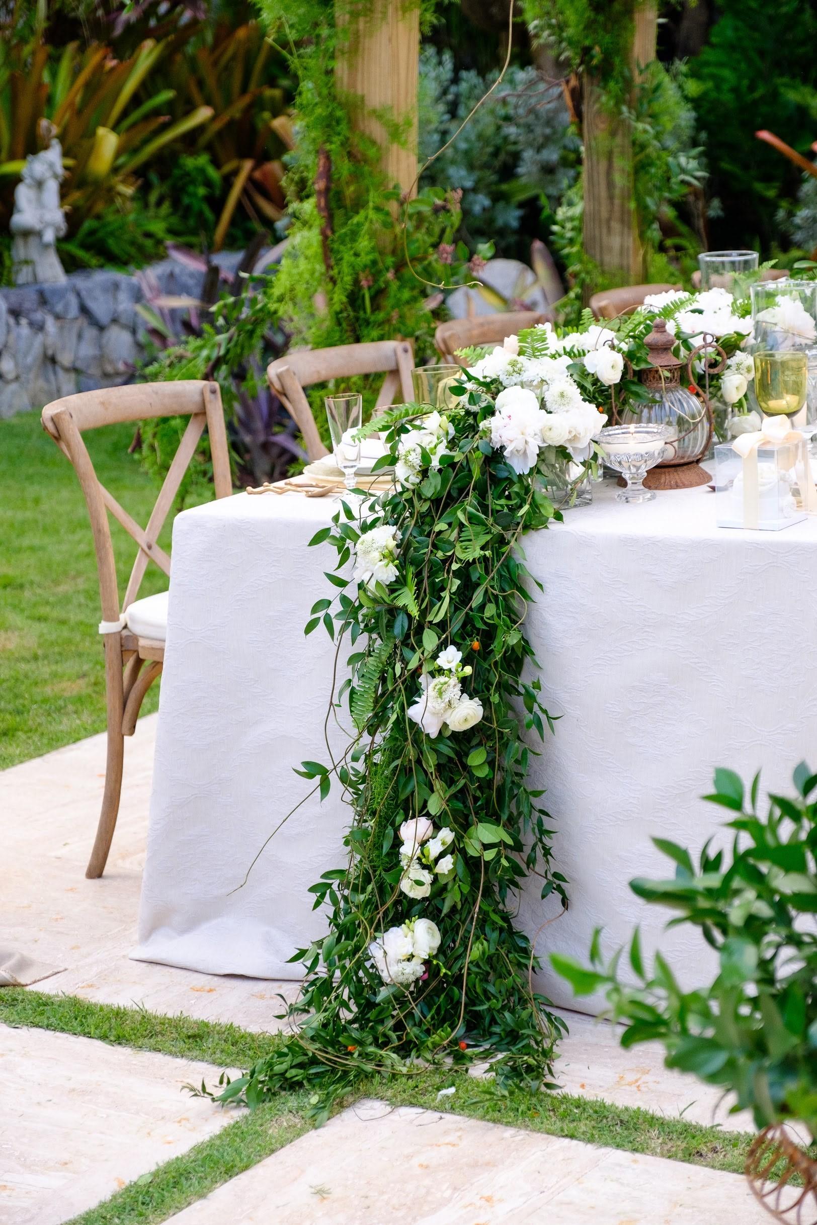 Decoración: Emilio Olabarrieta Event Atelier (Wedding Mafia)
