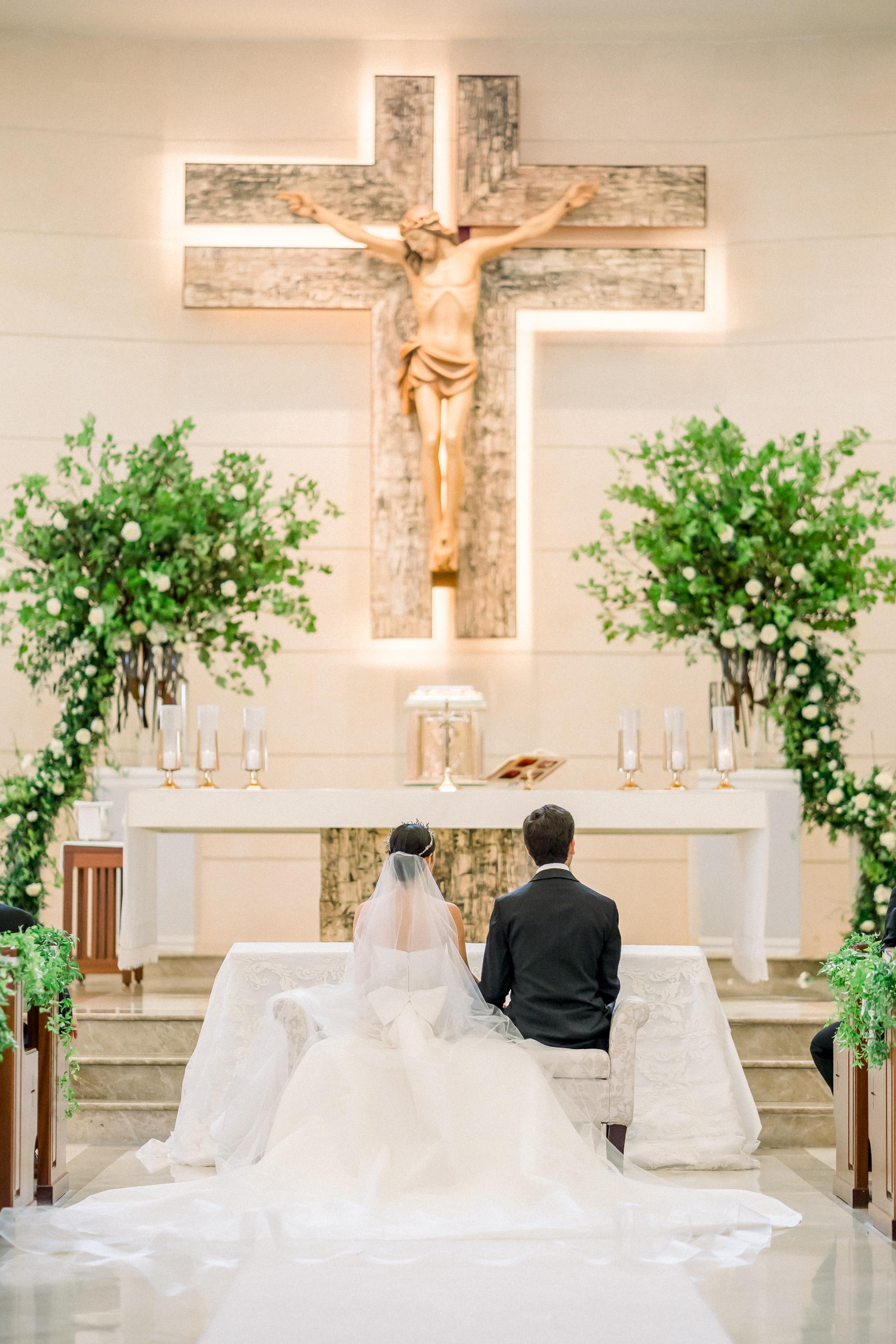 Recepción: Iglesia Stella Maris (Foto: José Ruiz Photography)