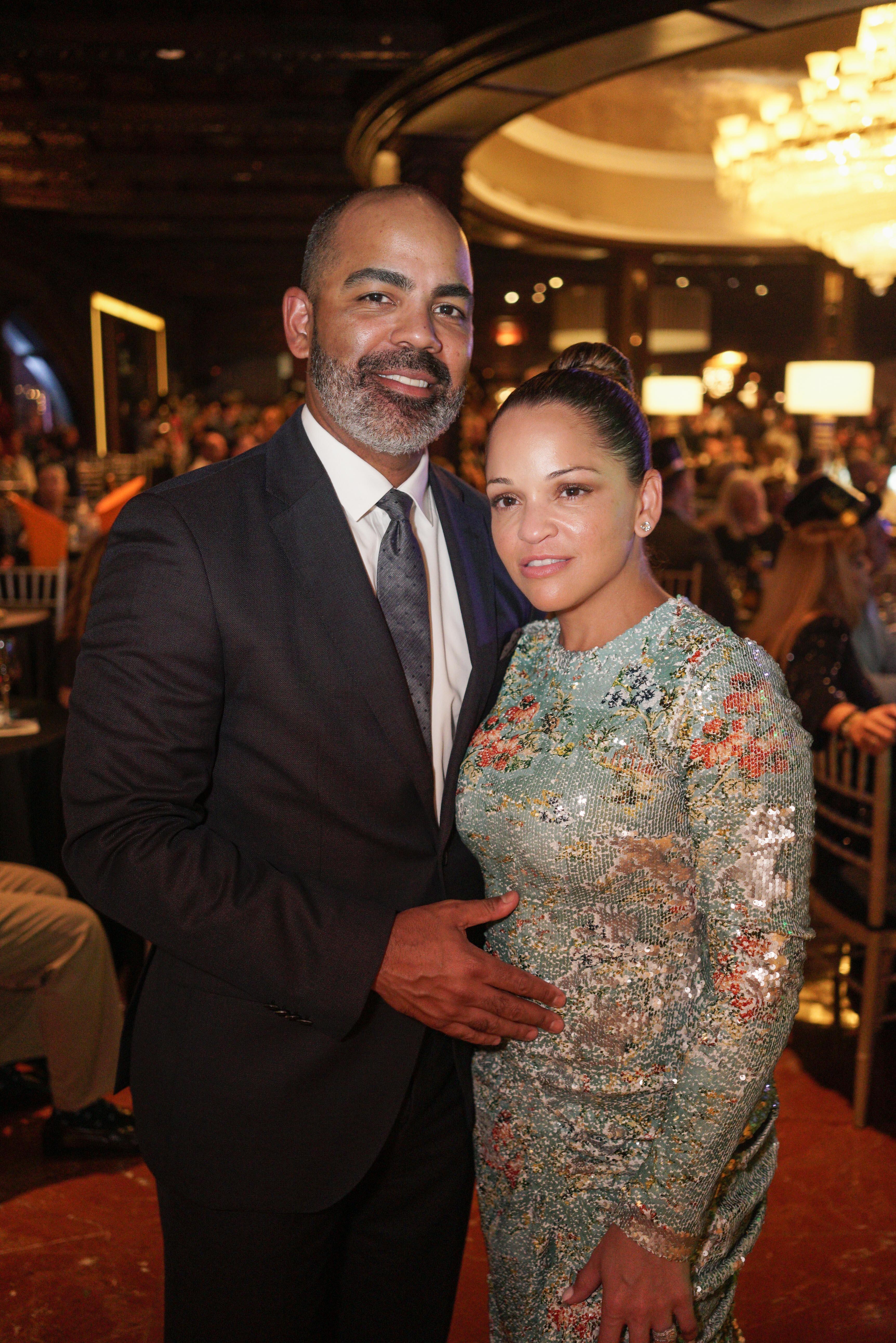 Jason y Yasiria Caraballo. (Suministrada)