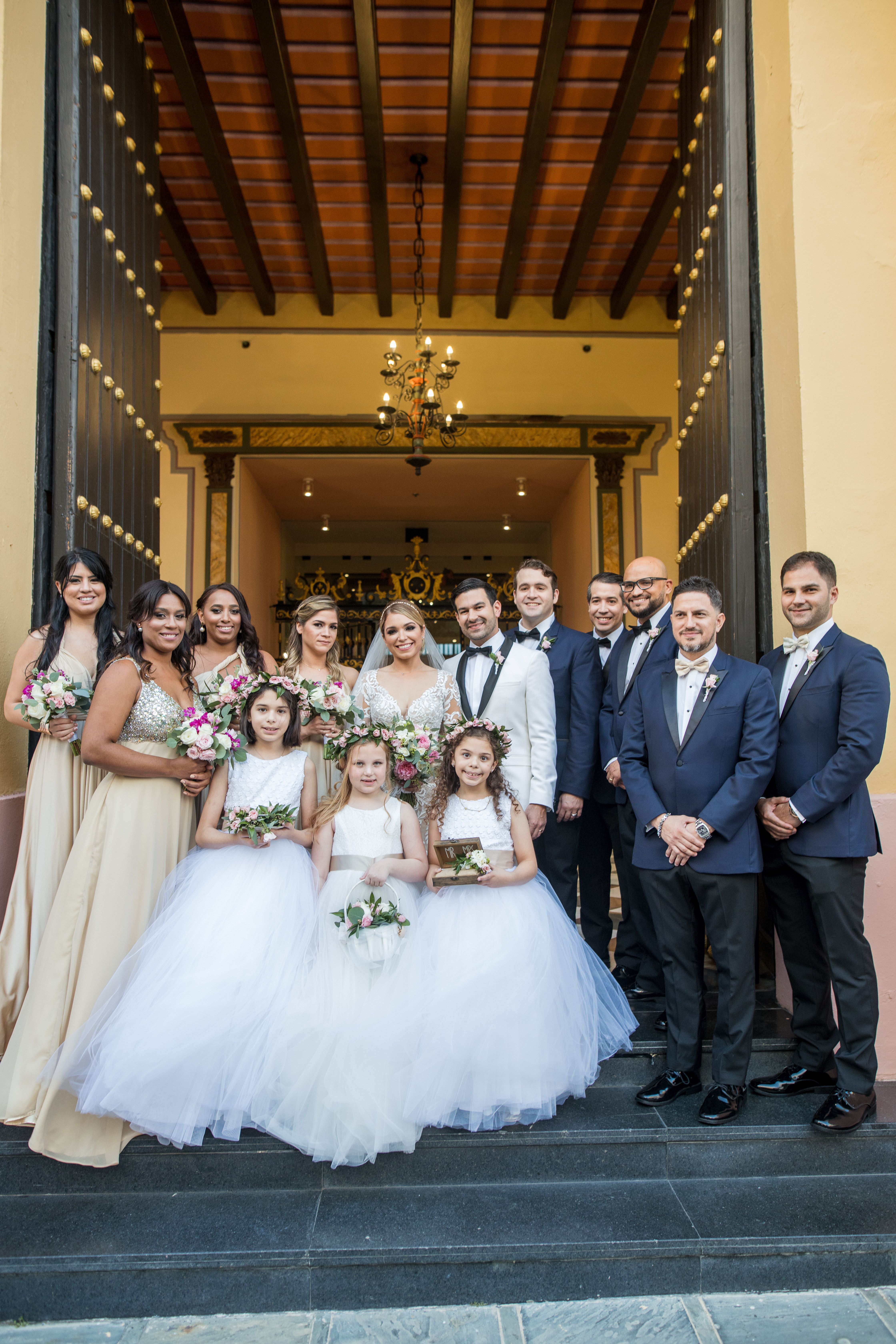 Ceremonia y recepción: Hotel El Convento (Vanessa Velez)