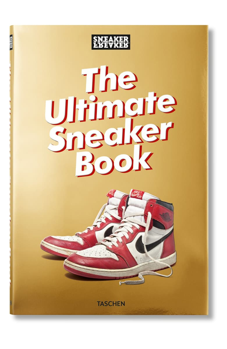 "Libro ""The Ultimate Sneaker Book"", Taschen, de Kiyume. (Suministrada)"