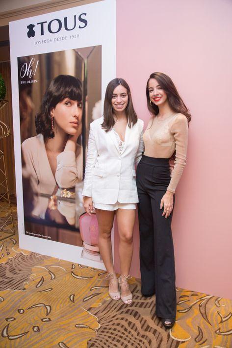Ana Dávila y Eli Rodríguez. Suministrada