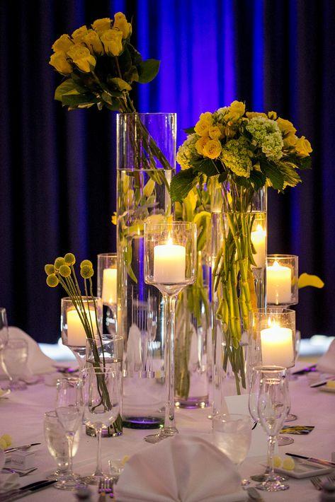 Detalle de una de las mesas decorativas, en la Festa di Primavera llevada a cabo en El San Juan Hotel.