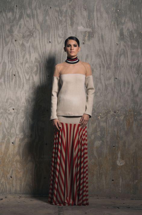 Colección otoño-invierno 2018 de Miriam Budet