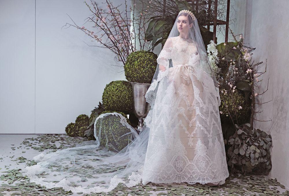 Bridal Headpieces: Eva Guadalupe