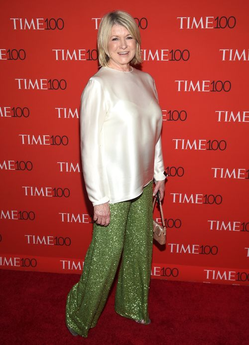 Martha Stewart. (AP)