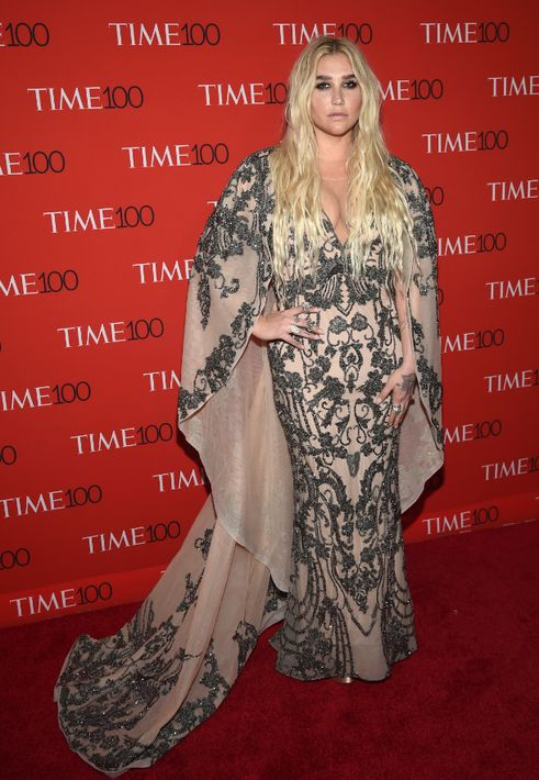 Kesha. (AP)
