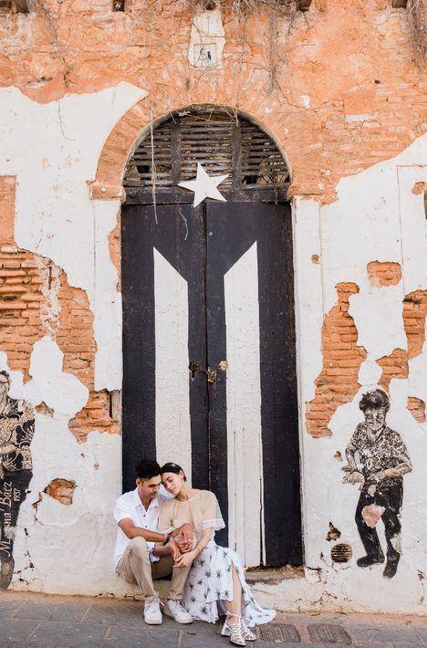 La modelo, quien ha logrado una importante carrera en Europa y Nueva York, se encuentra en Puerto Rico organizando su boda. (Foto: Vanessa Vélez)