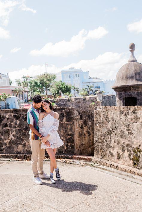 La puertorriqueña siempre le dijo a su novio que deseaba tener una boda en su país. (Foto: Vanessa Vélez)