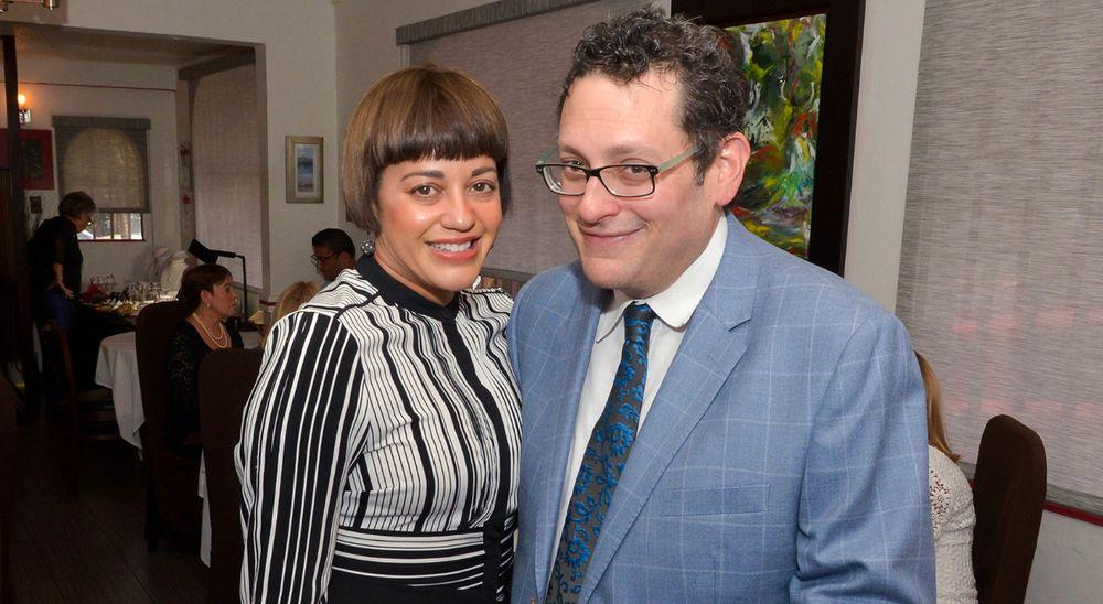 Mari Gianati y Gregory Demel. (Foto: Enid M. Salgado Mercado)