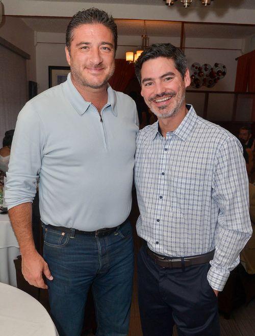 Javier Salazar y Ángel Alonso. (Foto: Enid M. Salgado Mercado)