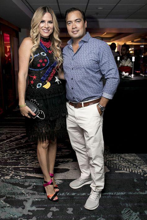 Maricelle Rivera y Robert Misulich. (Foto: Suministrada)