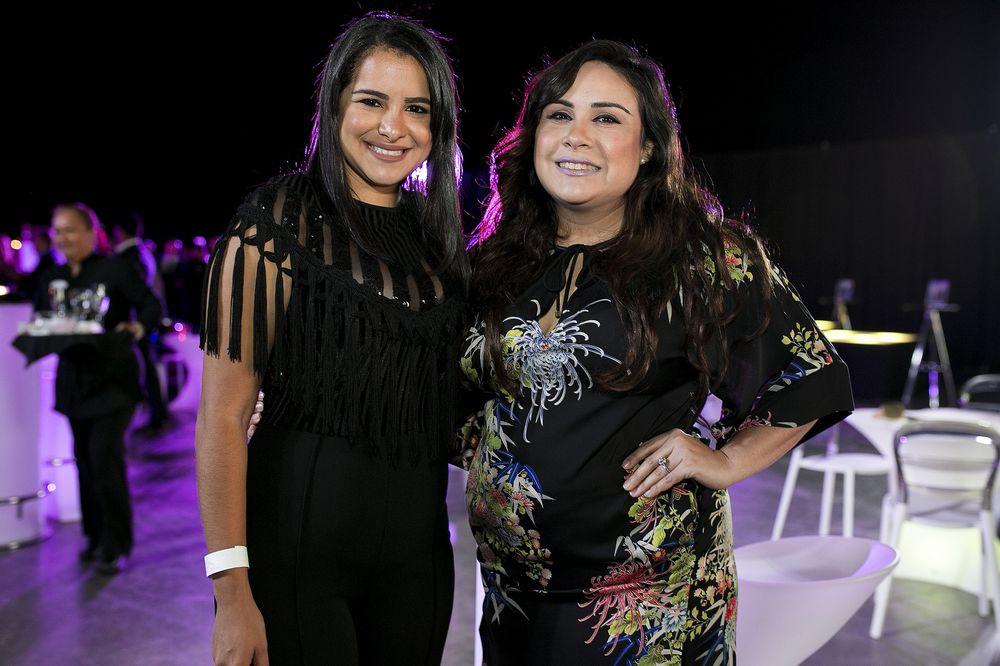 Verónica Avilés y Astrid Marrero. (Foto: Xavier García)