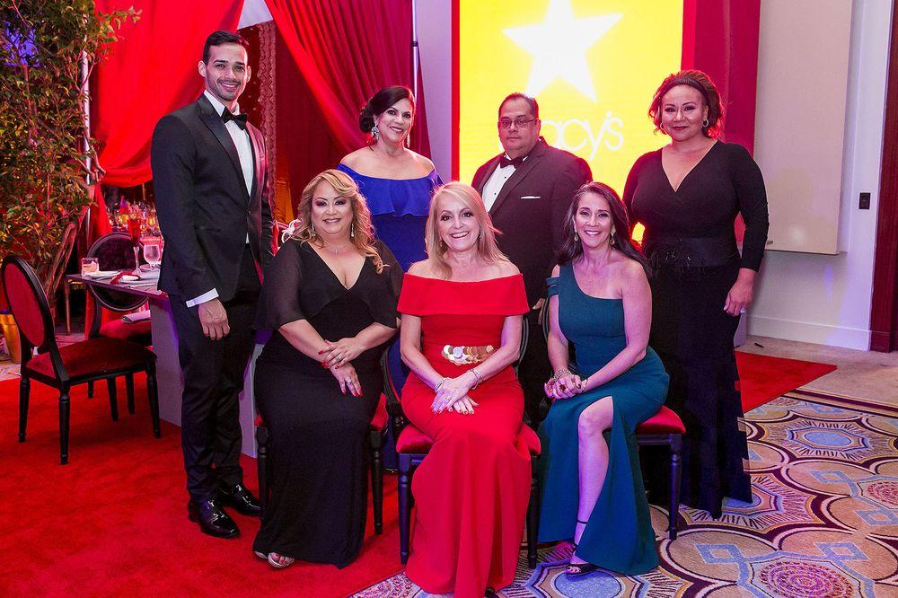 Grupo ejecutivo de Macy's. (Foto: Xavier García)