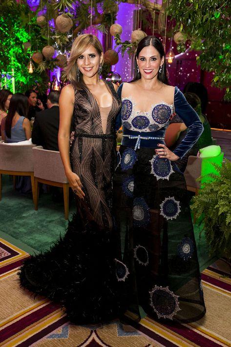 Lorraine Feliciano y Edna Colón. (Foto: Xavier García)