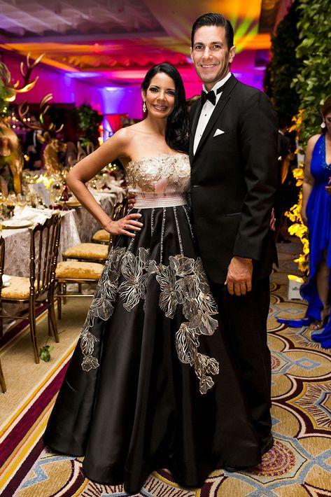 Rochelly Medina y Jaime Acevedo. (Foto: Xavier García)